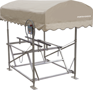 Porta-Dock Cantilever / Vertical Personal Watercraft Lift