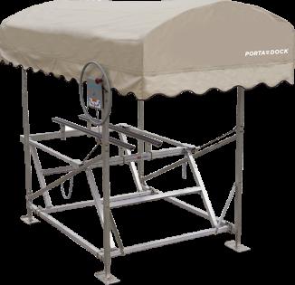 Porta-Dock Cantilever / Vertical Personal Watercraft Lift