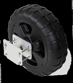 Porta-Dock universal bolt-on wheel kit for lifts
