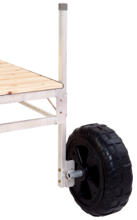 Porta-Dock adjustable shore end wheel kit