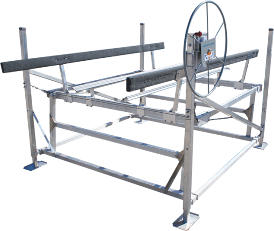 Porta-Dock cantilever boat and watercraft lifts