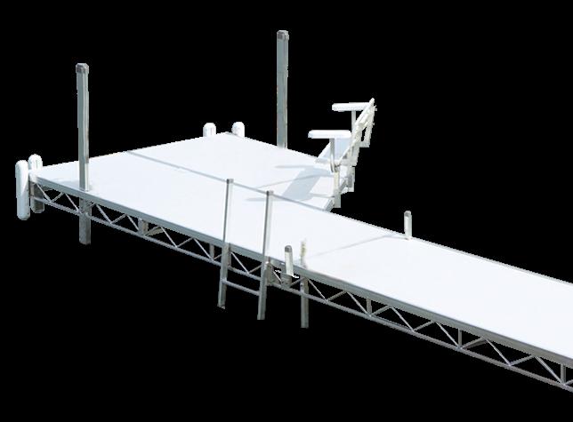 Porta-Dock AA roll-in dock