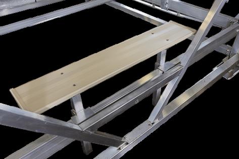 Porta-Dock lift step