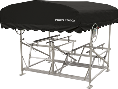 Porta-Dock Double Personal Water Craft Lift