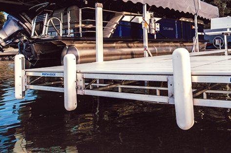 Porta-Dock dock bumpers