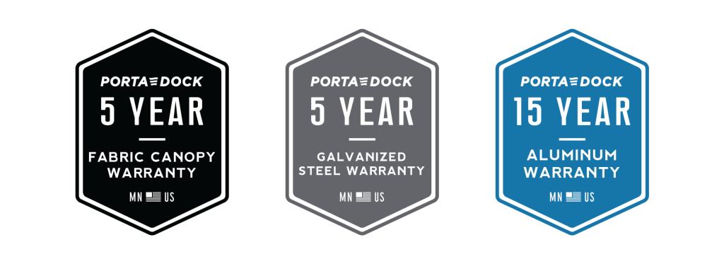Warranty - Badges
